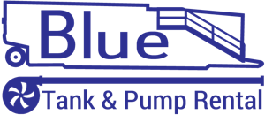 Blue Tank & Pump Rental