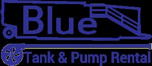 Blue Tank & Pump Rental