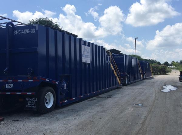 Blue Tank & Pump Rental » Equipment